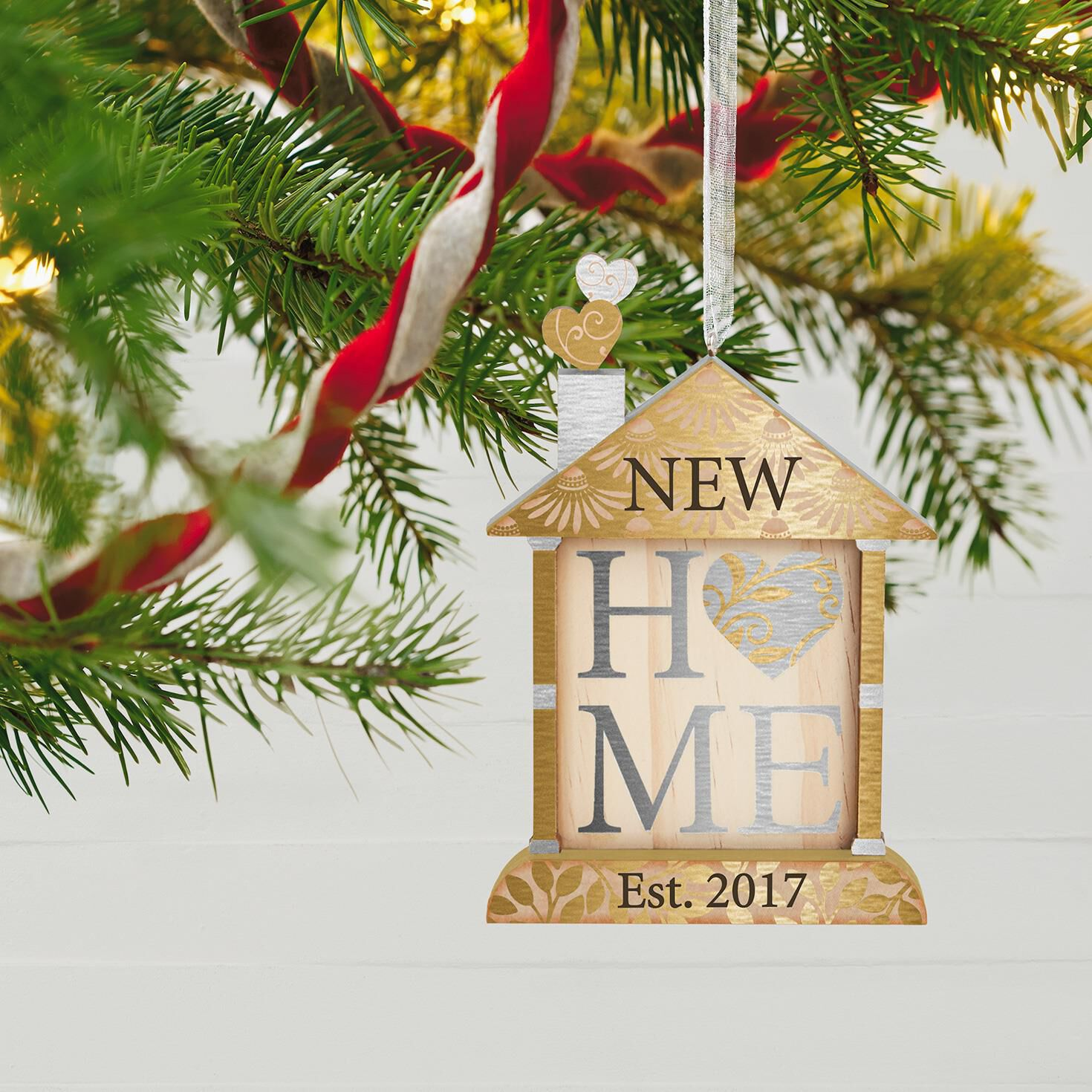New Home 2017 Ornament - Keepsake Ornaments - Hallmark