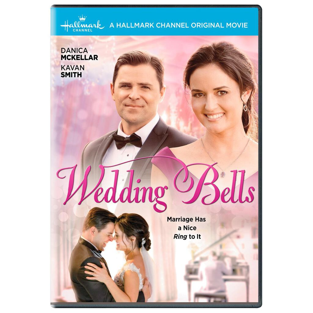 Wedding Bells DVD - Hallmark Channel - Hallmark