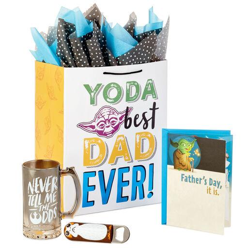 de453195 Best Dad in the Galaxy Gift Set,