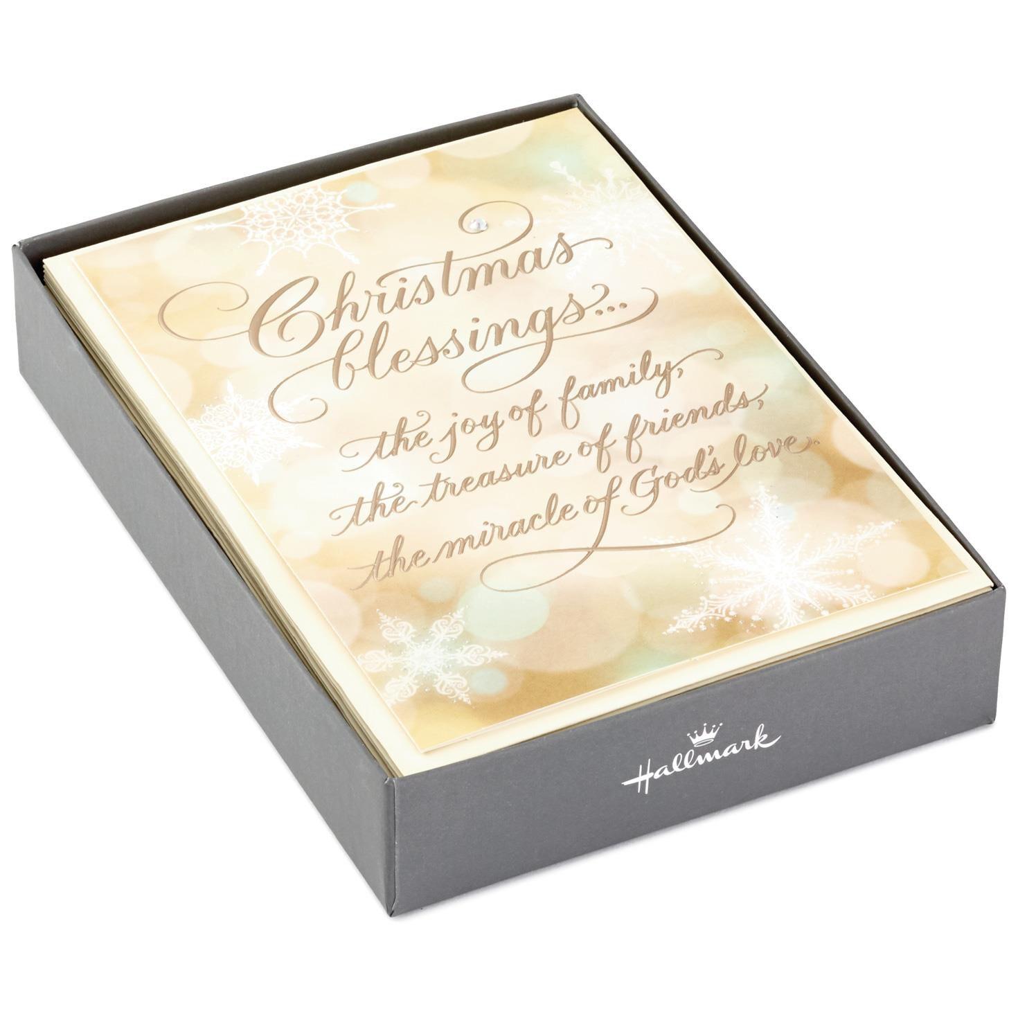 Hallmark Christmas Cards Box | www.topsimages.com