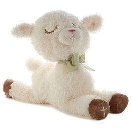 Religious Sammy Lamb Stuffed Animal, , large