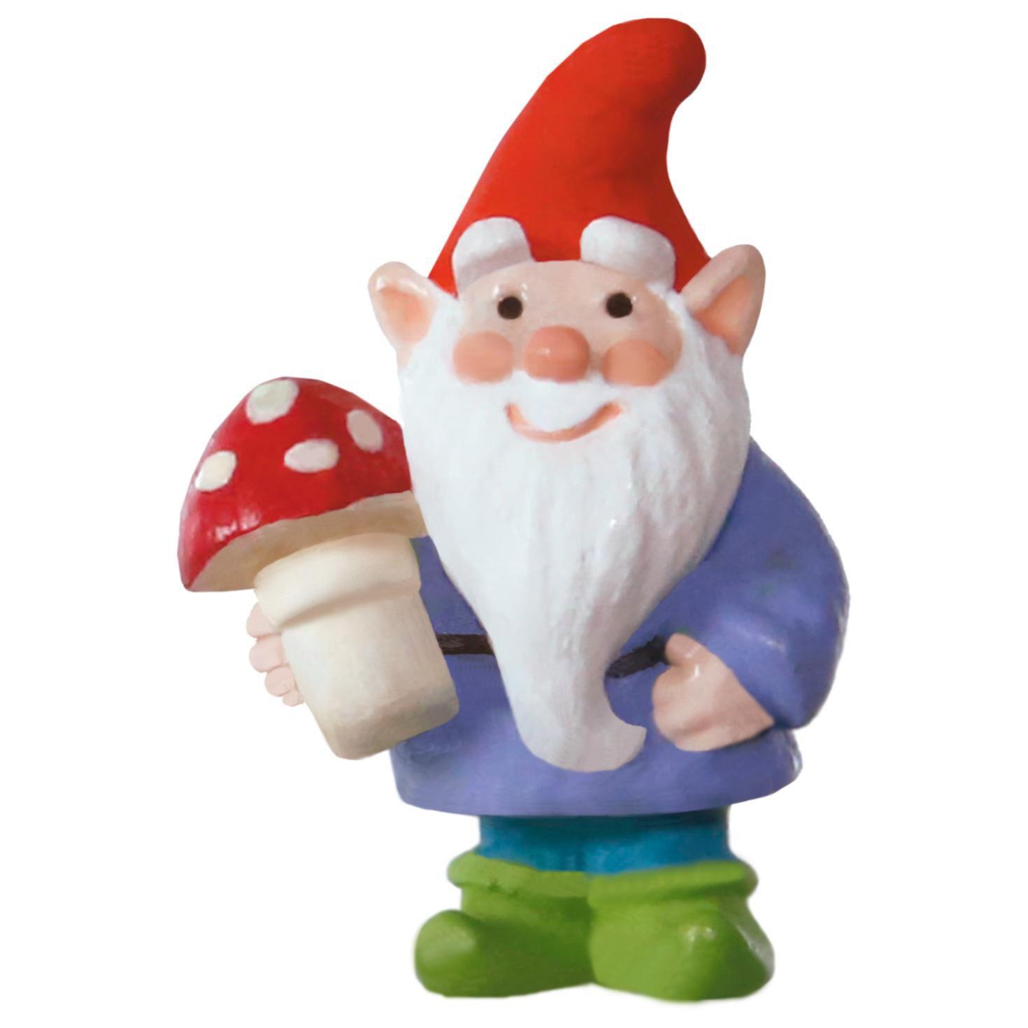 wee little gnome mini ornament keepsake ornaments hallmark