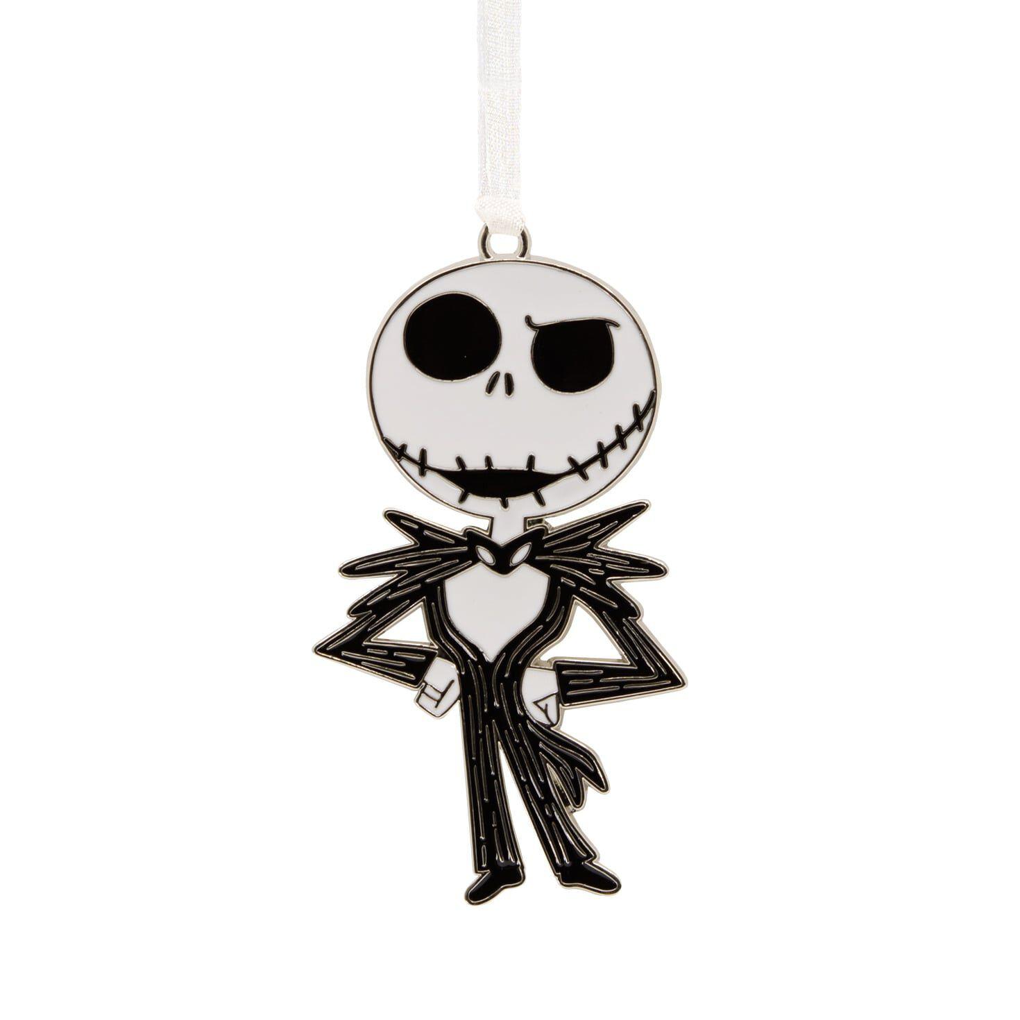 Nightmare Before Christmas Halloween Wine Glass Goth Metal  Burton Pumpkin King