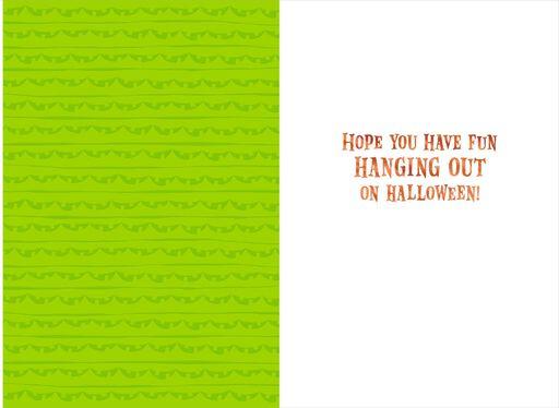 itty bittys® BATMAN™ Drops in Halloween Card,