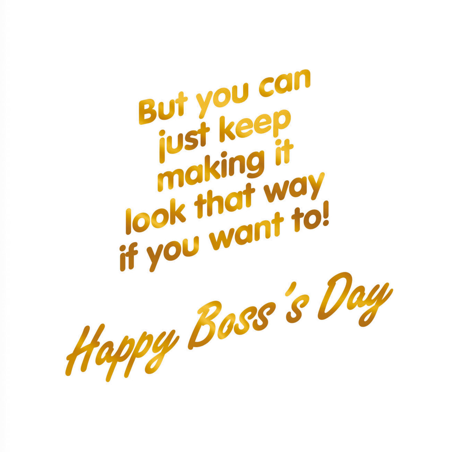photograph relating to Free Printable Boss's Day Cards called Countrywide Manager Working day Bosss Working day Hallmark