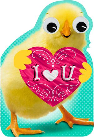 One Cute Chick Easter Card