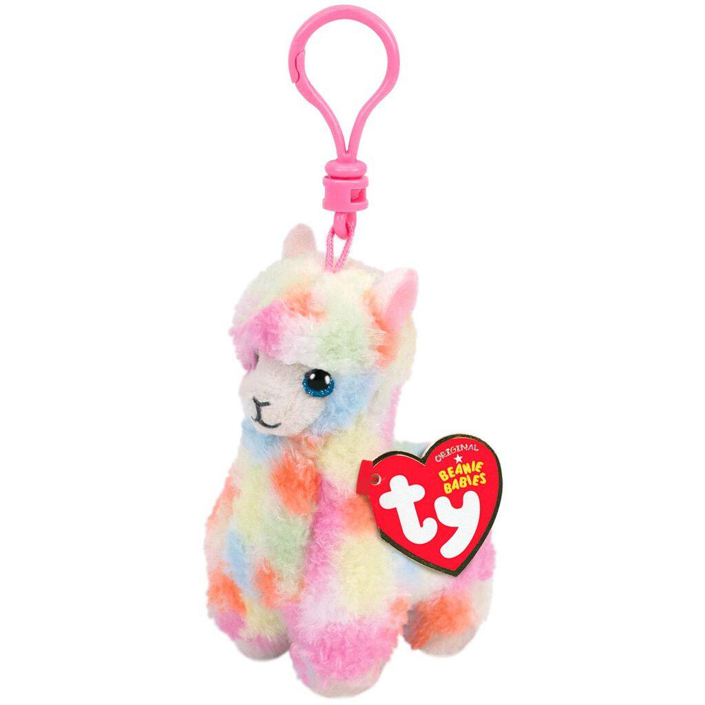 fe28c997643 Ty Beanie Babies Lola Llama Stuffed Animal Clip - Plush Toys - Hallmark