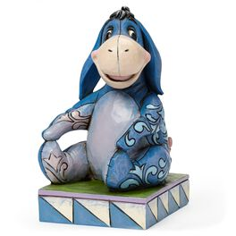 Jim Shore Thanks for Noticin' Me—Eeyore Figurine, , large