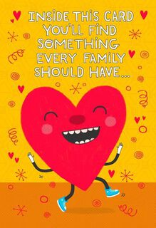 Wonderful Grandson Valentine's Day Card,