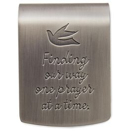 Finding Our Way Car Visor Clip, , large