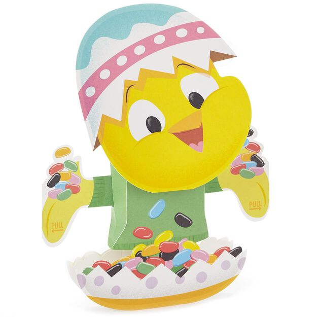 Baby Chick and Jelly Beans Kids Easter Card Greeting Cards – Hallmark Easter Cards