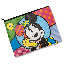 Disney by Britto Minnie Mouse Accessory Bag, , large