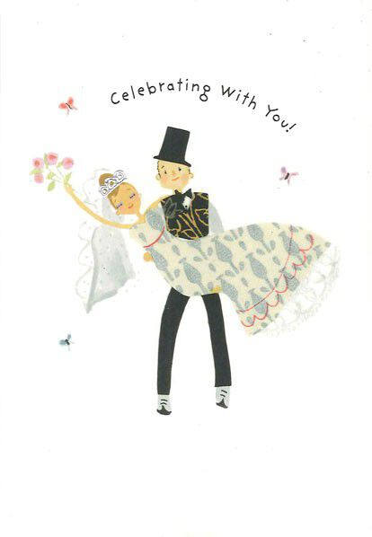 Wedding Wishes What to Write in a Wedding Card Hallmark Ideas