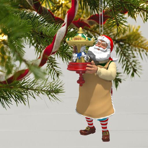 Keepsake Christmas Villages 2021 Keepsake Ornaments Hallmark Ornaments Hallmark
