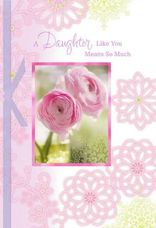 Grateful for You, Mother's Day Card for Daughter,