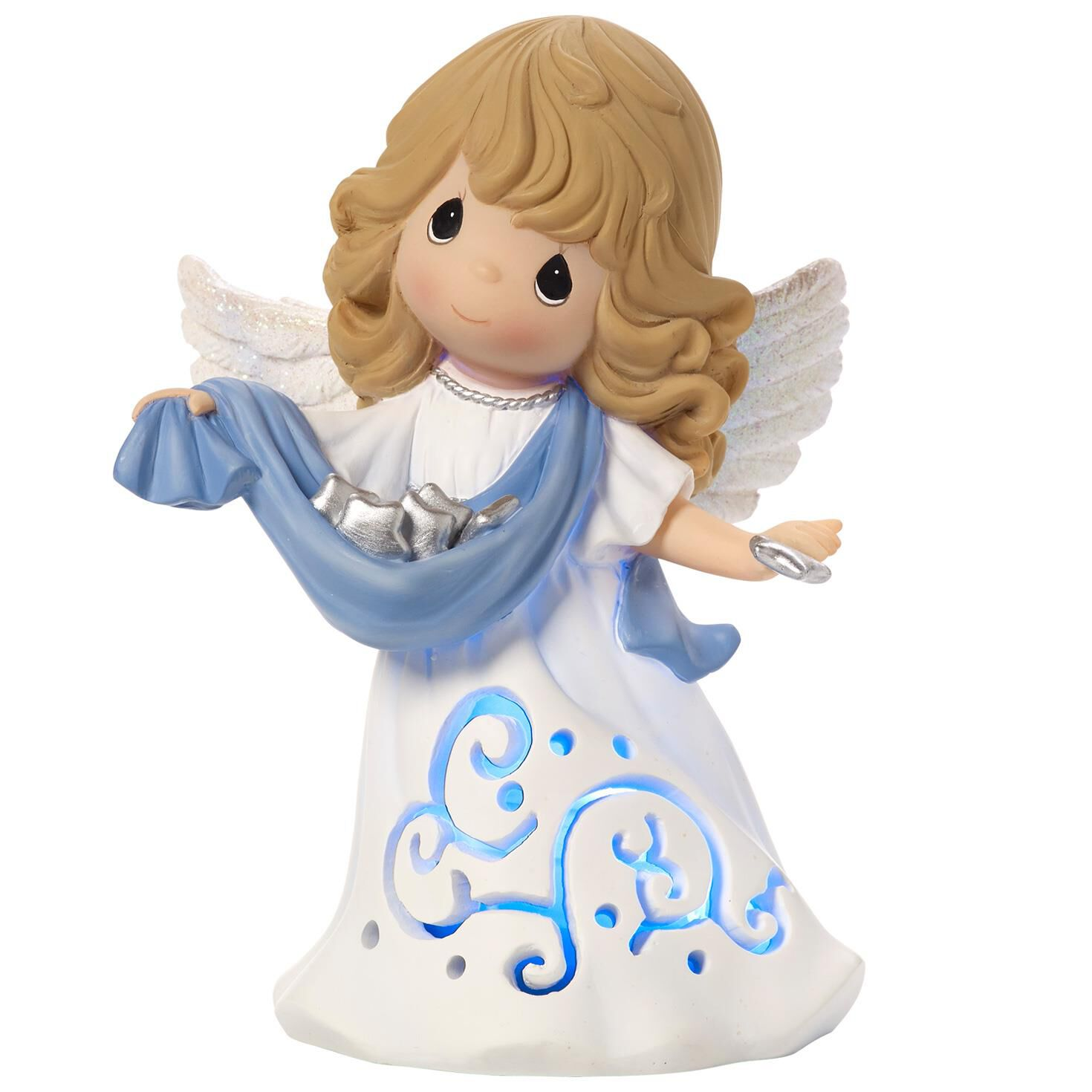 Precious Moments® Hark! The Herald Angels Sing Angel Musical Figurine -  Figurines - Hallmark