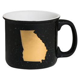 Georgia State Silhouette Mug, 13.5 oz., , large