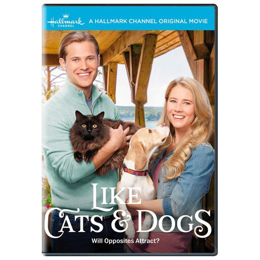 Like Cats & Dogs DVD