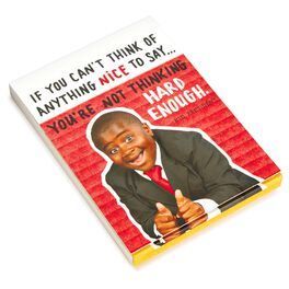 Kid President Notepad, , large