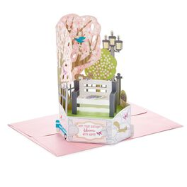 Stroll in the Park Pop Up Birthday Card, , large
