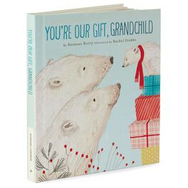 You're Our Gift, Grandchild Recordable Storybook, , large