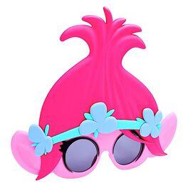 DreamWorks Trolls Poppy Troll Shades Sunglasses by Sun-Staches, , large