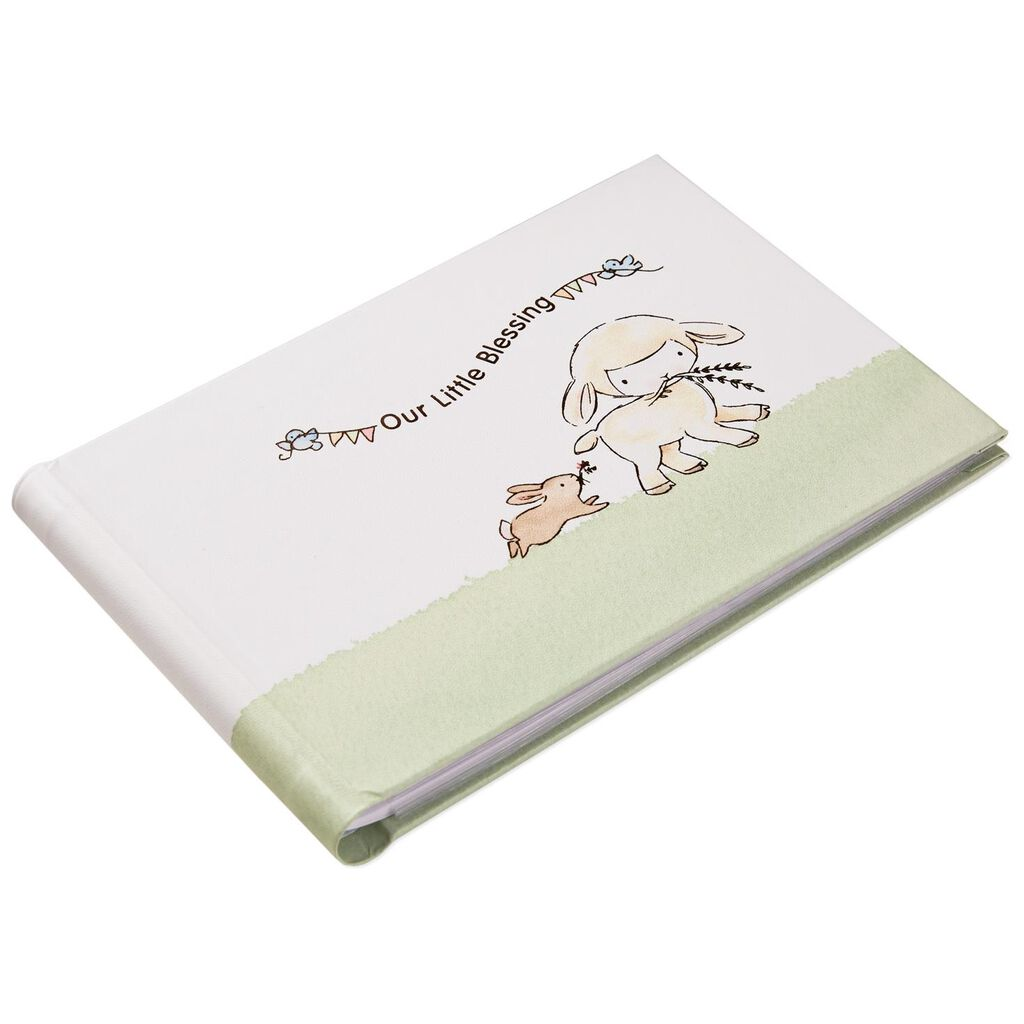 Our Little Blessing Brag Book Photo Album Photo Albums Hallmark