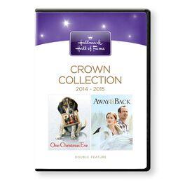 Crown Collection Christmas: 2014-15 Hallmark Hall of Fame 2-DVD Set, , large
