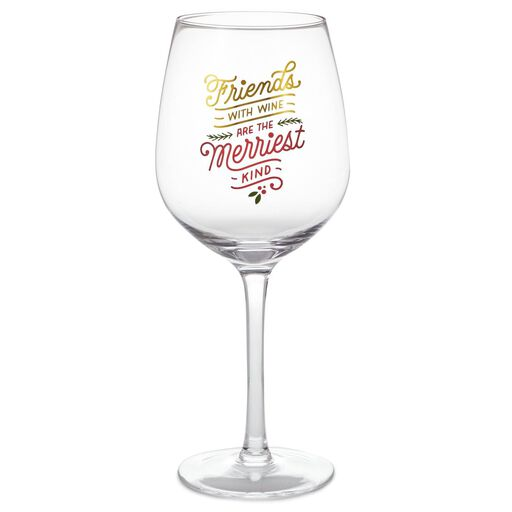 Fun Wine Gles Stemless And Goblets Hallmark