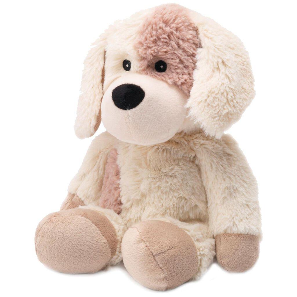 Warmies Heatable Scented Puppy Stuffed Animal 13 Bath