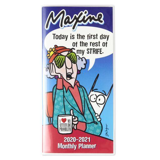 dbca37e9b Maxine™ Monthly Calendar Planner, 2020-2021, ...