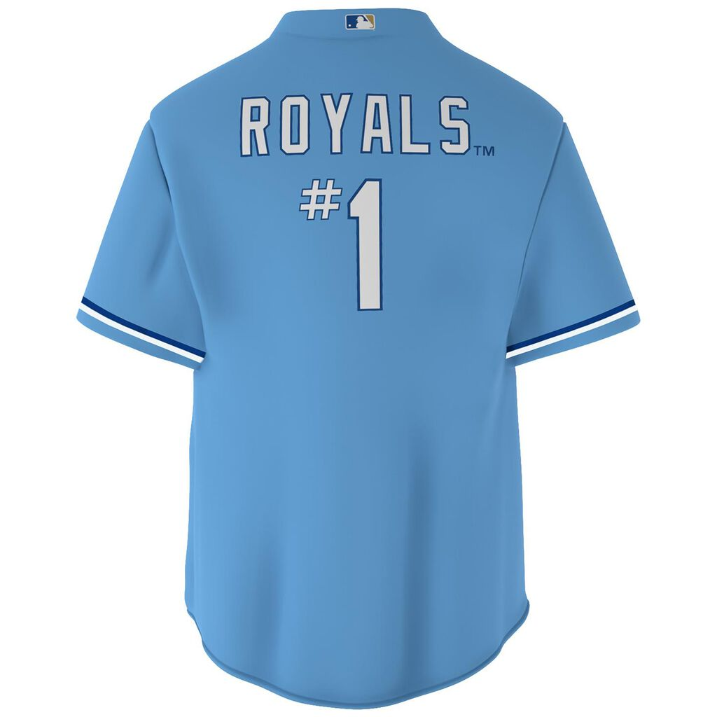 6f4e5a9f7da Kansas City Royals™ Jersey Ornament - Sale - Hallmark