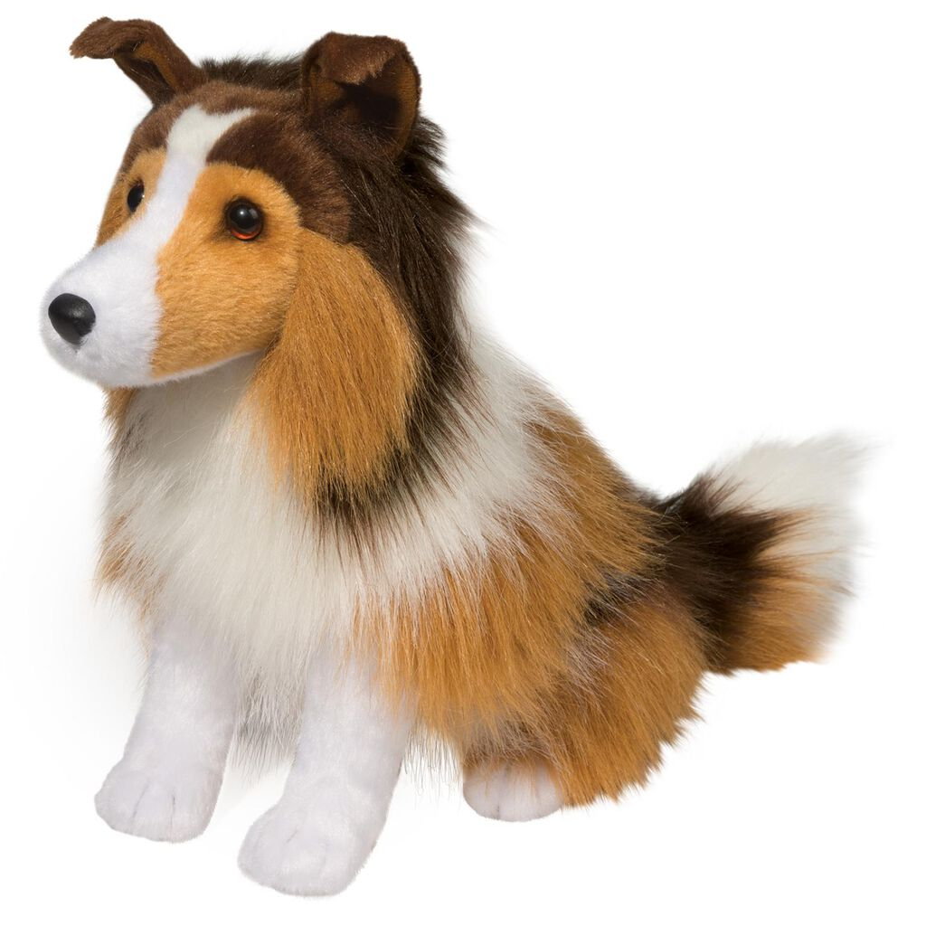 Lassie Stuffed Animal 12 Classic Stuffed Animals Hallmark