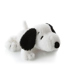 Snoopy Lying Down—Happiness is a warm puppy, , large