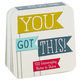 You Got This! Little Notes of Cheer to Share Gift Book, , large