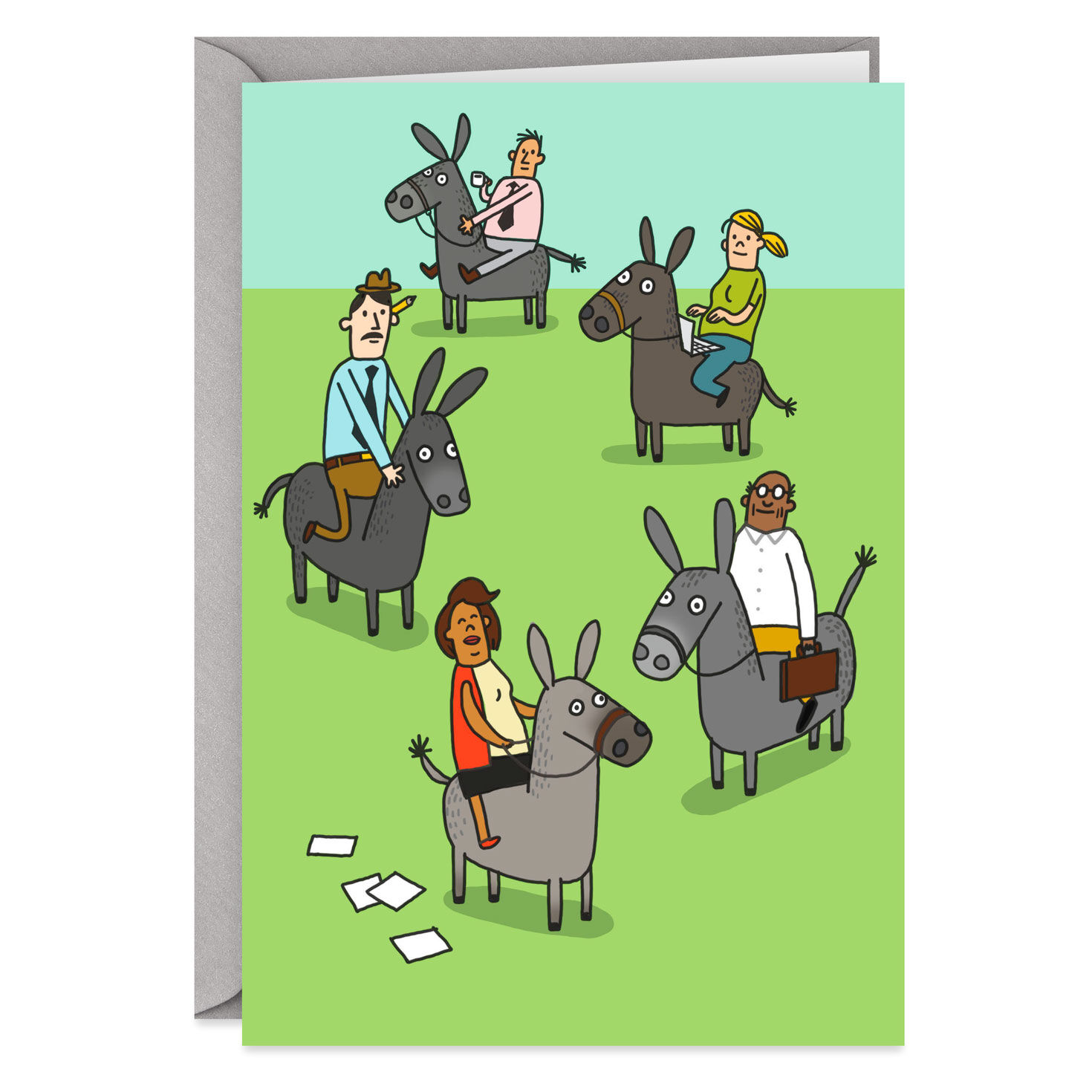 photo relating to Free Printable Funny Boss Day Cards referred to as Countrywide Manager Working day Playing cards Hallmark