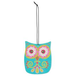 Natural Life Owl Air Freshener, , large
