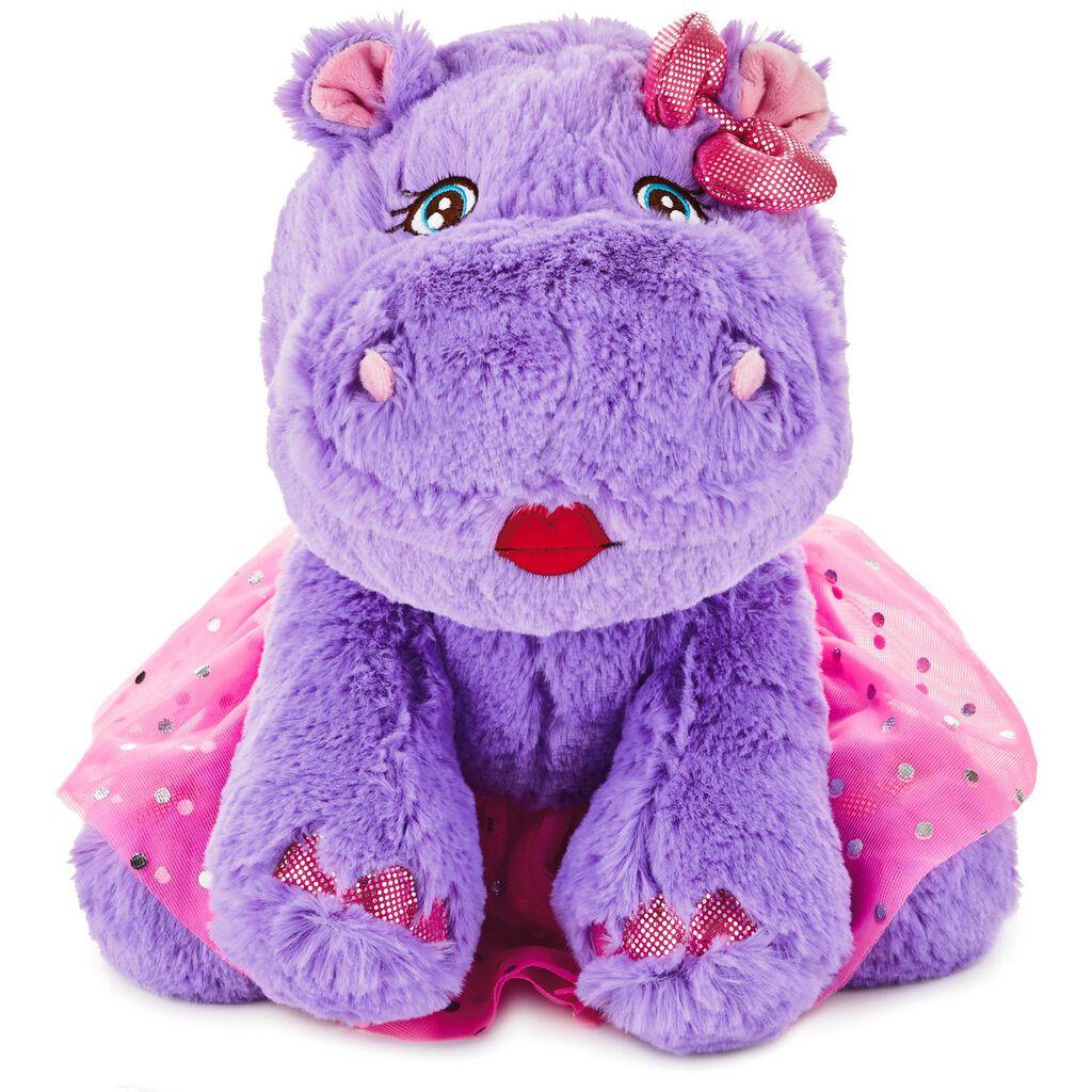 Darla The Hippo Stuffed Animal 10 75 Classic Stuffed Animals