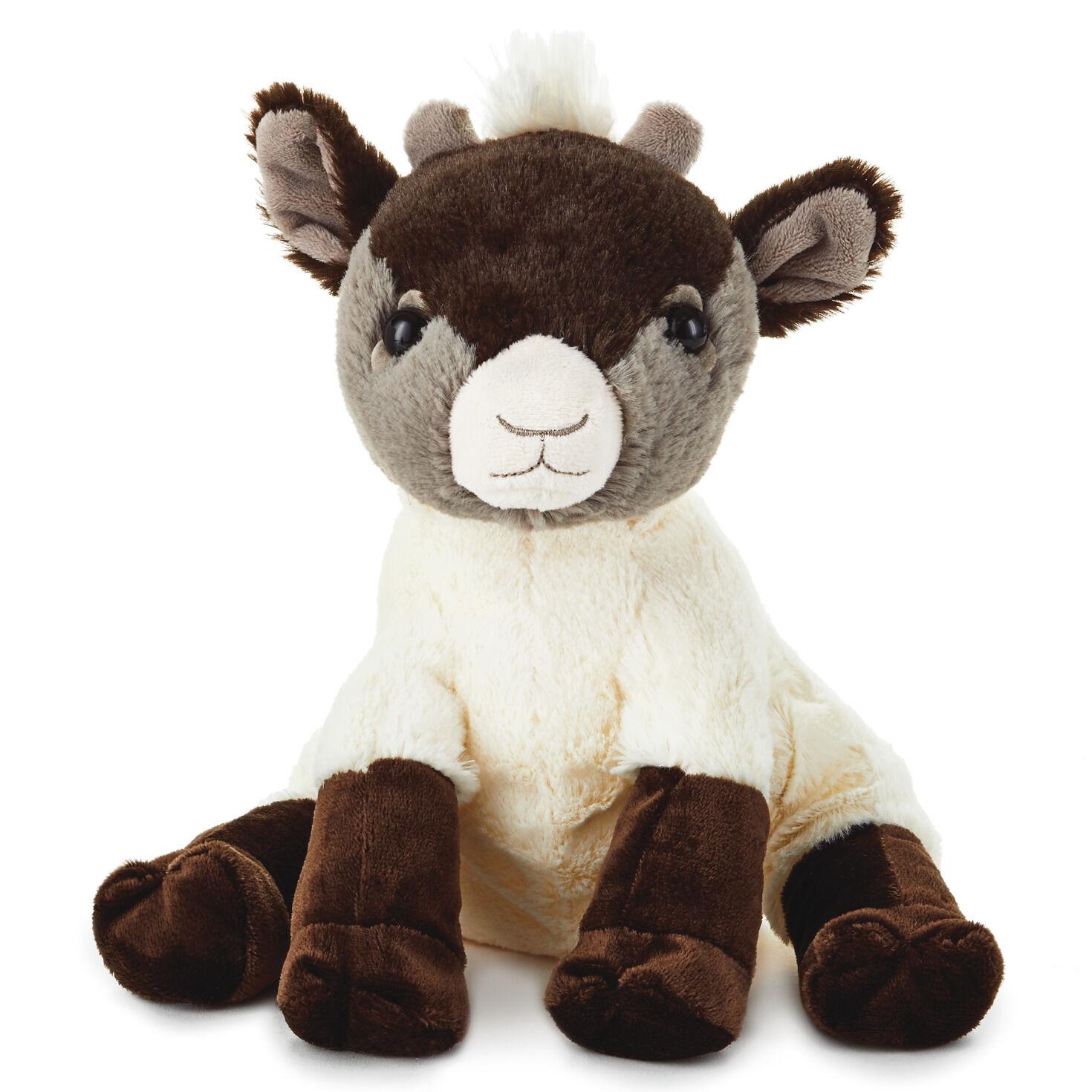 Baby Goat Stuffed Animal, 8.25