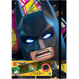 The LEGO® BATMAN™ Movie Light-Up Journal, , large