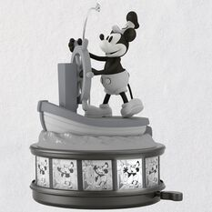 Disney Mickey Mouse Steamboat Willie 90th Anniversary