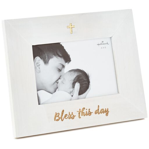 Bless This Day Frame 4x6