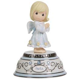 Precious Moments® Musical Faith Angel Figurine, , large