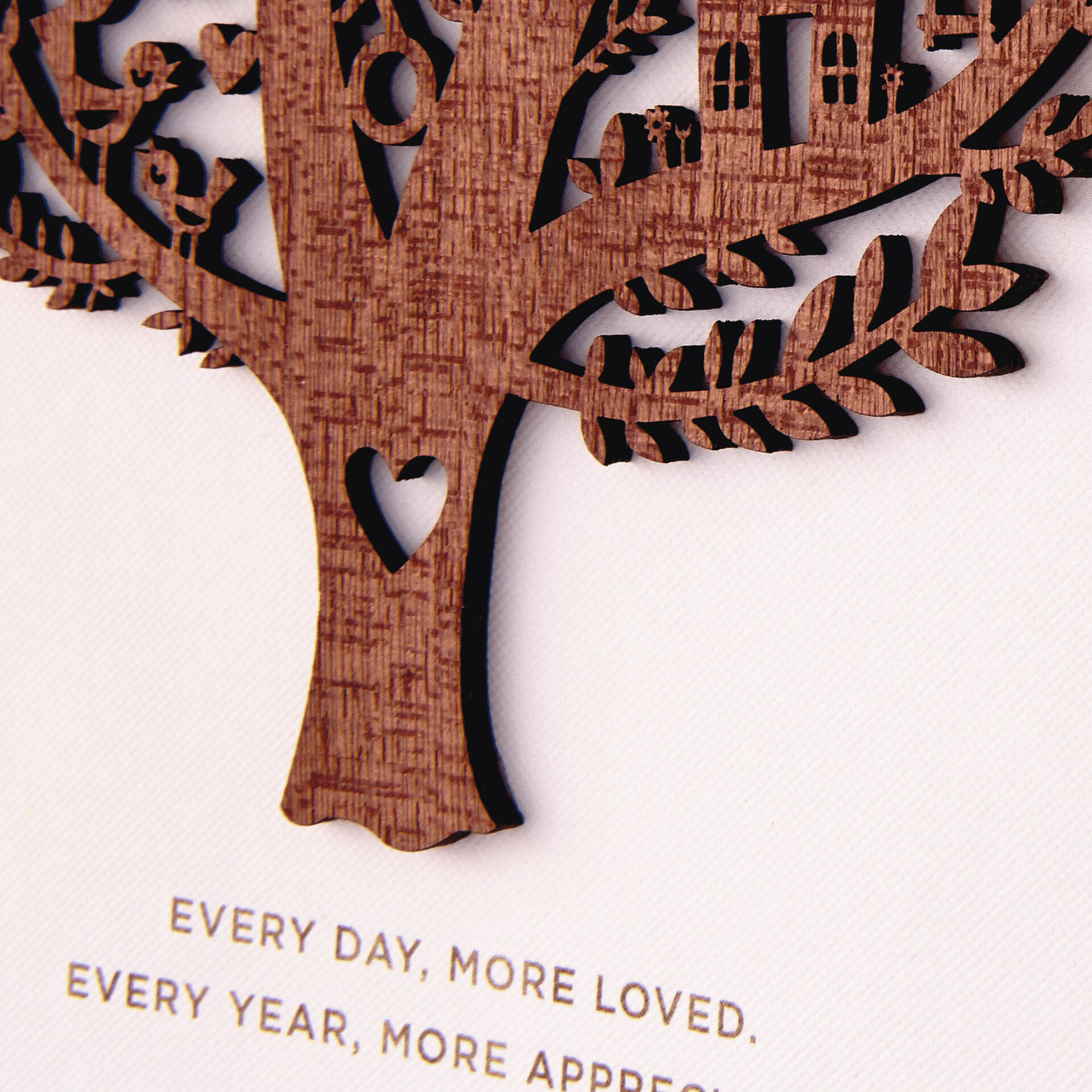 Loved and Appreciated Hallmark Mothers Day Card from All
