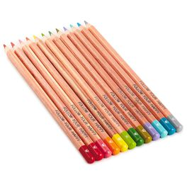 Happy Colored Pencils, Pack of 12, , large
