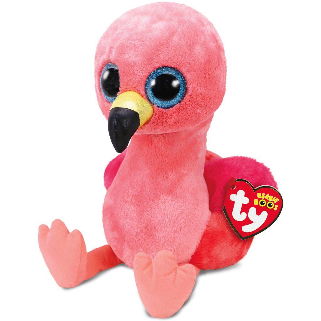 25953dfa1a9 Ty® Beanie Boos Gilda Pink Flamingo Stuffed Animal