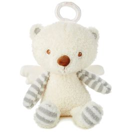 "Guardian Angel Stuffed Bear, 7.75"", , large"