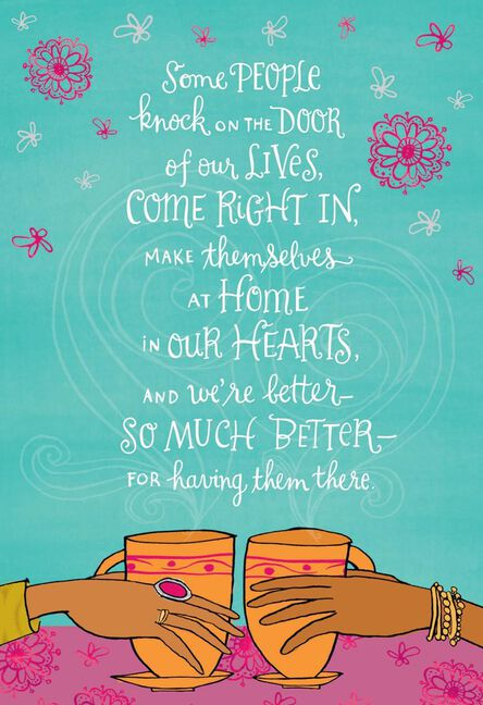 At Home In My Heart Birthday Card Greeting Cards Hallmark