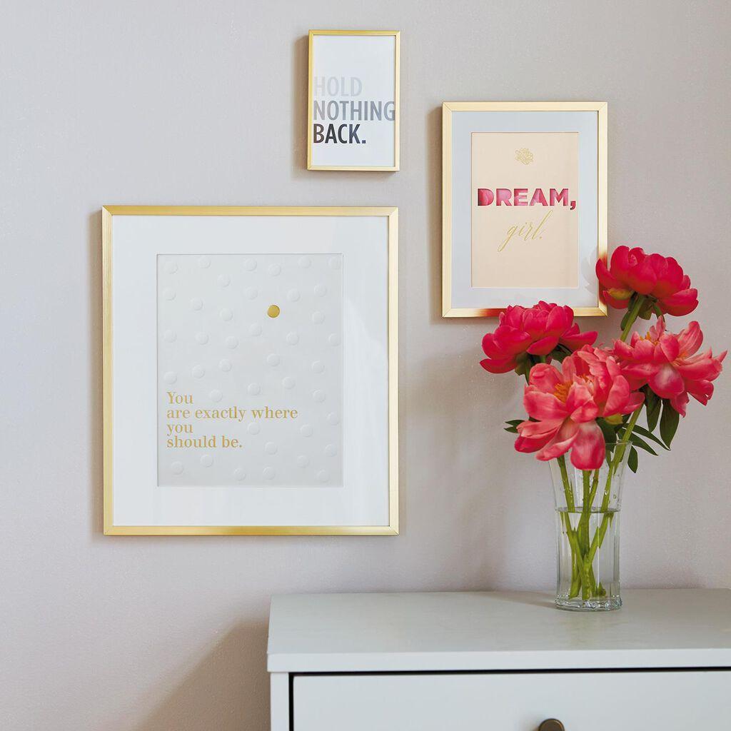 Dream, Girl Framed Print - Framed Art & Prints - Hallmark