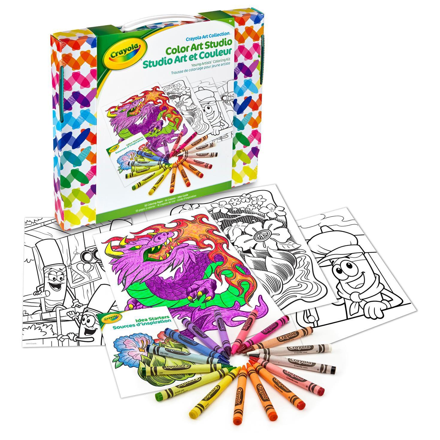 Crayola® Color Art Studio - Arts & Crafts - Hallmark
